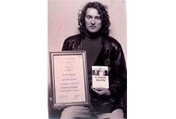 Vanelijeva nagrada, Verona, Italija, 1997.