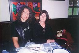 Zoran Bognar i LIliana Heer, Smederevska pesnička jesen, 1997.