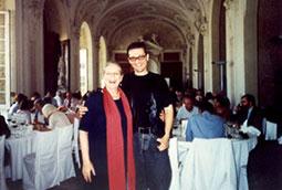Ursula Hojsgen i Zoran Bognar, Petrarkini susreti, Minhen, Nemačka, 1999.