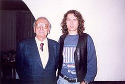 Miodrag Pavlović i Zoran Bognar, Smederevska pesnička jesen, 1997.